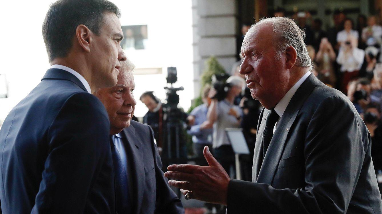 Claves del pacto de silencio entre Zarzuela, Moncloa y Juan Carlos I