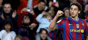 El cuestionado Ibrahimovic salva al Barcelona