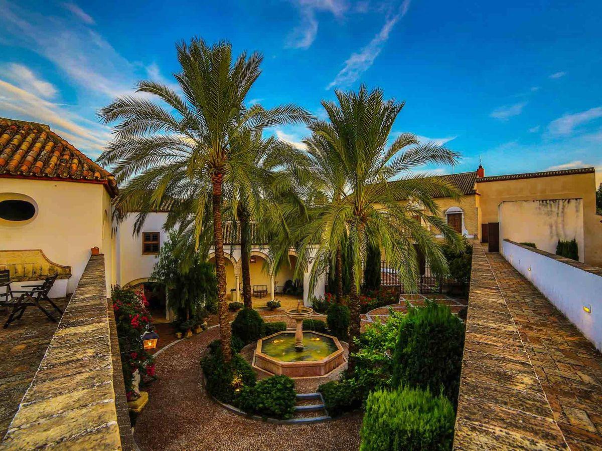 Foto: Este palacio es el de Prado Castellanos, uno de muchos. (Cortesía Turismo Écija)