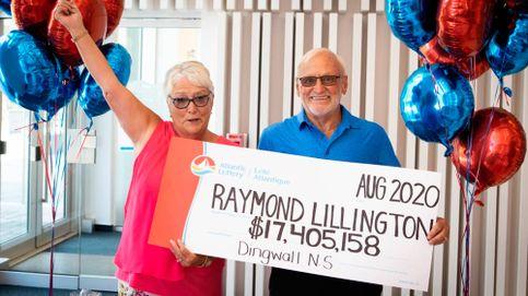 Gana un gran premio de lotería por 2ª vez… pero ahora se ha hecho millonario