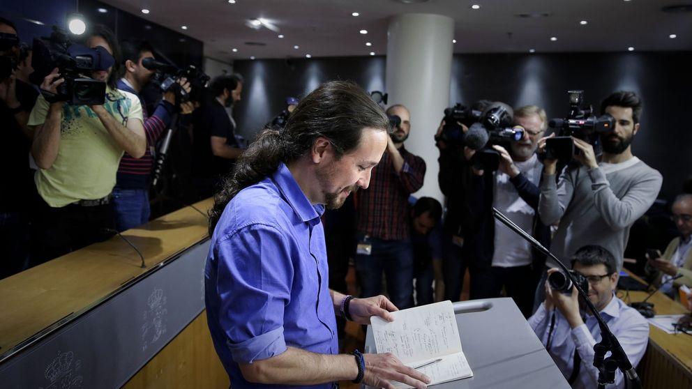 Podemos engrasa discurso: ataque a Sánchez y mano tendida al votante del PSOE