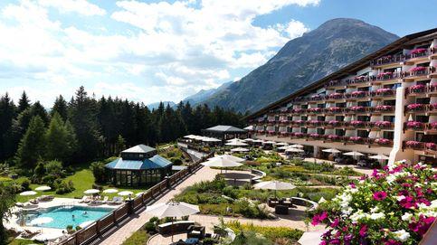 Así es el hotel Interalpen Tirol de Austria donde se reúne el Club Bilderberg