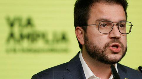 Aragonès apuesta por un Govern de base amplia con Junts, la CUP y los 'comuns'