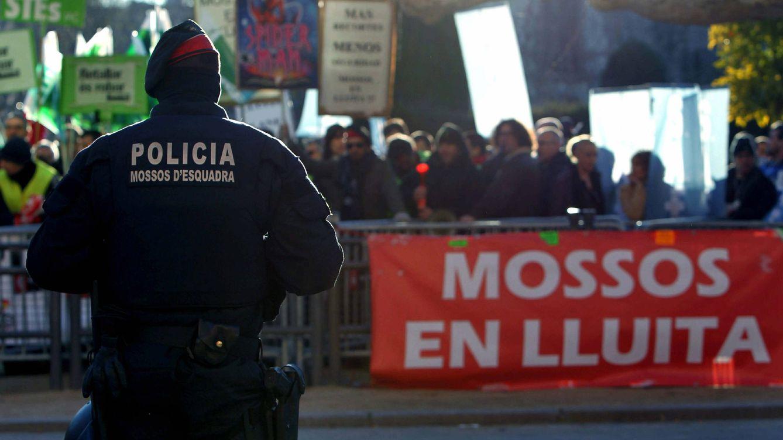Foto: Los soberanistas quieren 'tomar' los Mossos con un sindicato que comparte sede con ERC