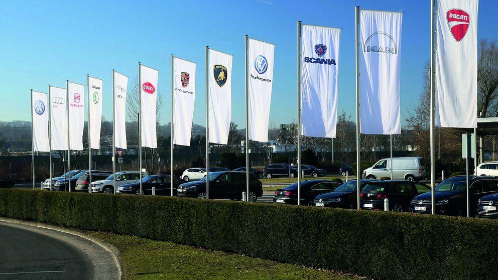 Este es el reparto por marcas de los motores manipulados de Volkswagen