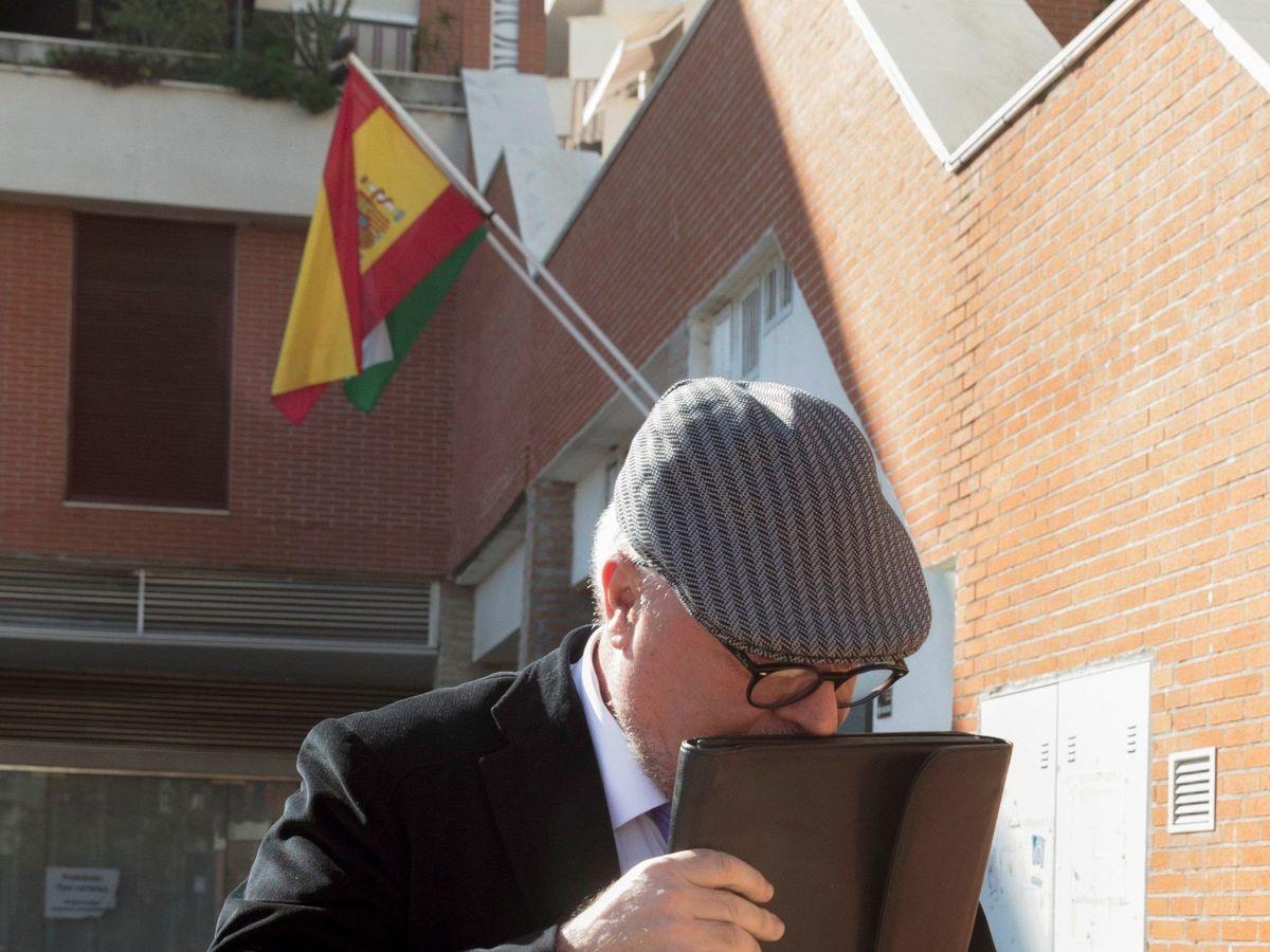 Foto: Fotografía de archivo del excomisario José Manuel Villarejo. (EFE)