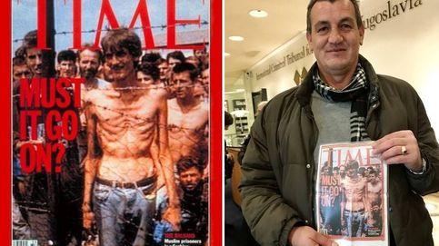 El prisionero de la portada de 'Time' asiste a la condena de Ratko Mladic