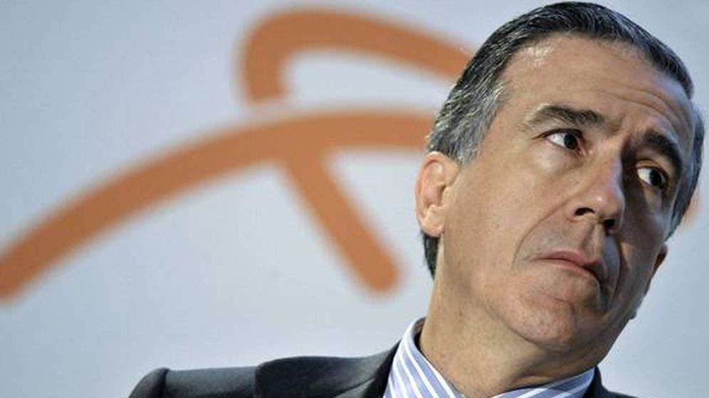 Foto: El presidente ejecutivo de Abengoa, Gonzalo Urquijo. (EFE)