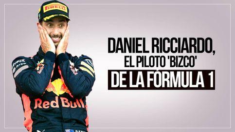 Dónde es mejor piloto Ricciardo, ¿dentro o fuera de la pista?