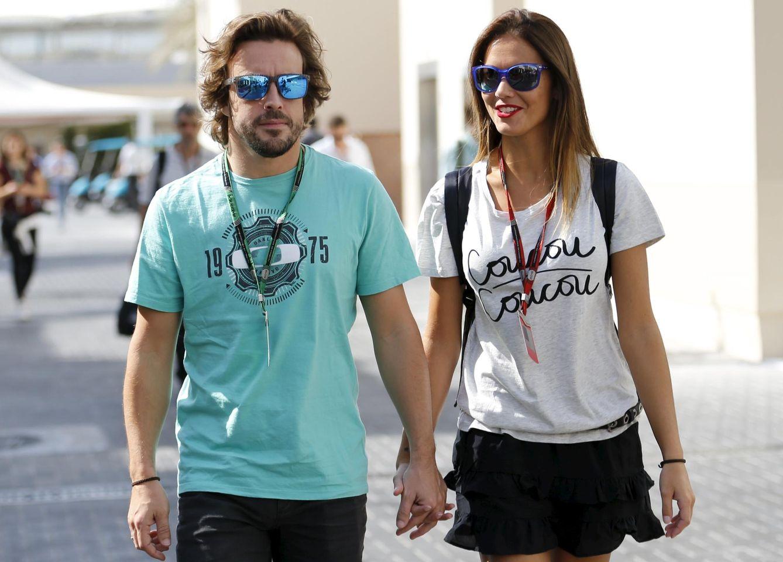 Instagram - Lara Álvarez y Fernando Alonso muestran su lado más cariñoso