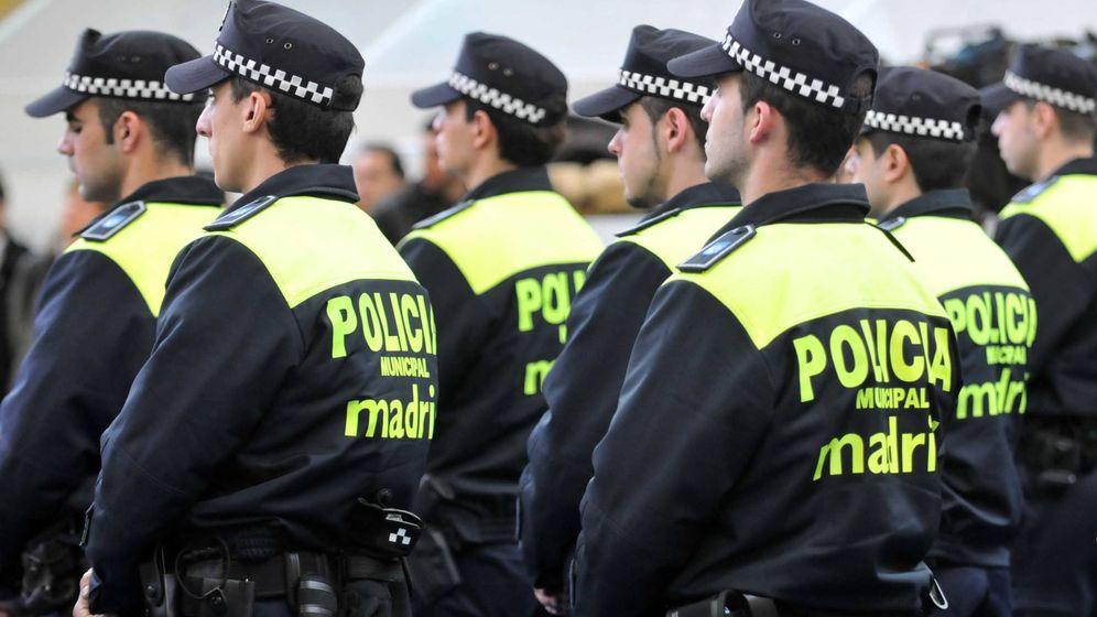 Foto: Imagen de archivo de la Policía Municipal de Madrid