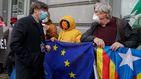 Vídeo en directo | Siga la comparecencia de Puigdemont tras la devolución temporal de su inmunidad