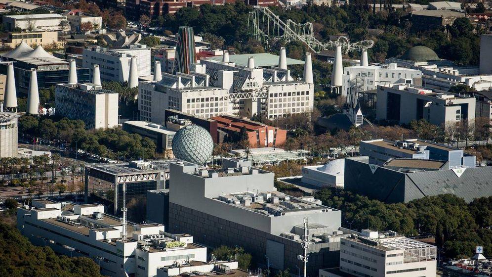 Foto: Imagen del parque tecnológico Cartuja, que ocupa la totalidad de lo que fue la Expo92. (EP)