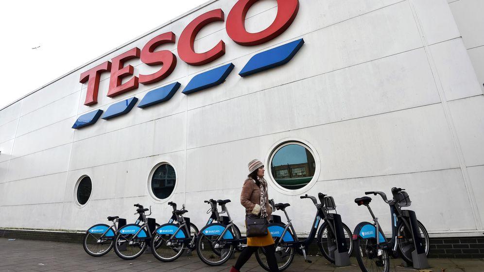 Foto: Carrefour y Tesco cuentan con filiales en España que realizan compras millonarias en frutas y hortalizas.
