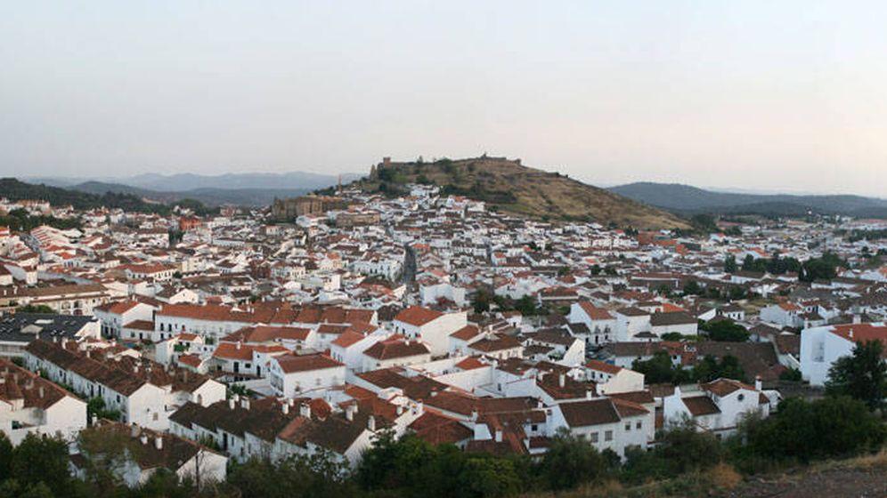 Foto: Sierra de Aracena.