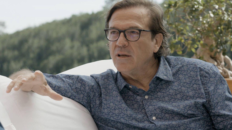 El presentador Pepe Navarro. (Mediaset España)