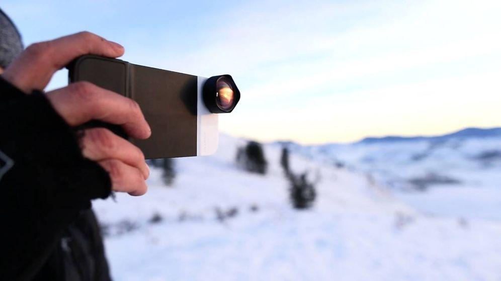 Foto: El formato raw permite fotos más neutrales que el jpeg.