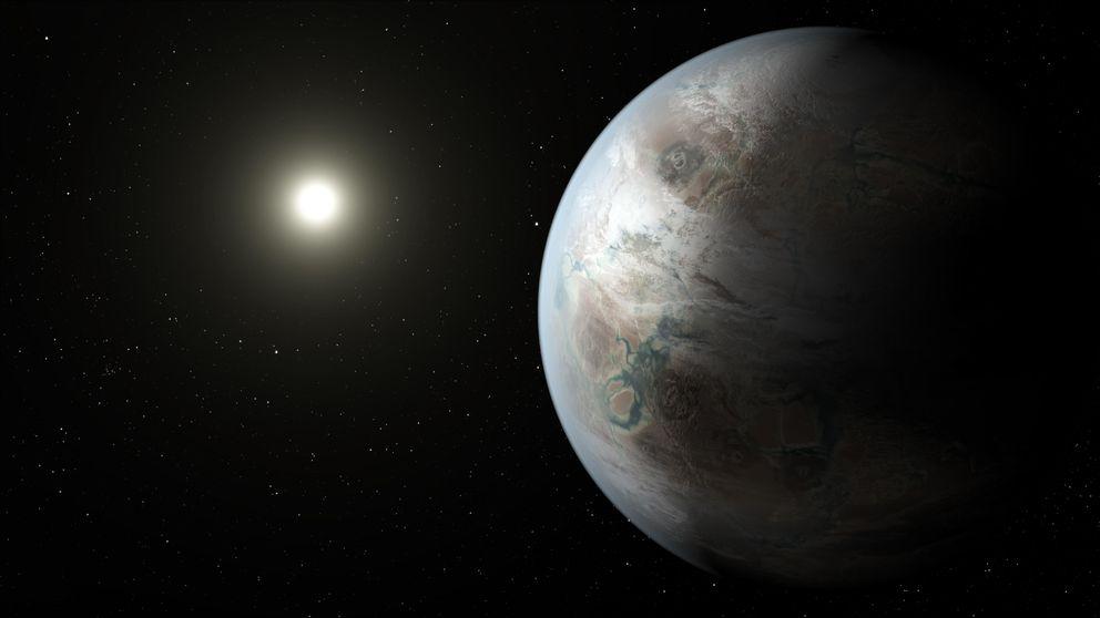 La NASA halla el planeta más parecido a la Tierra