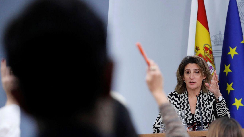 Foto: La vicepresidenta para la Transición Ecológica, Teresa Ribera. (Efe)