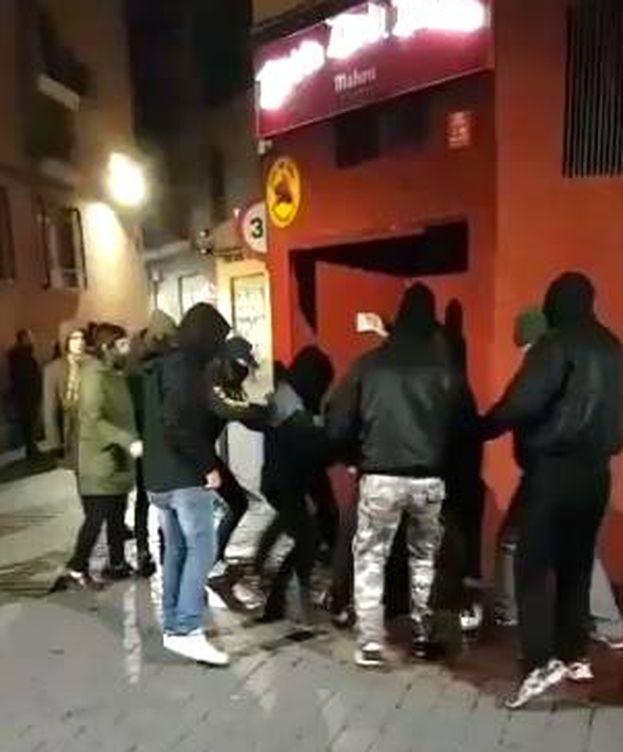Foto: Brutal paliza a una joven en Murcia.