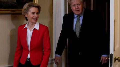 Von der Leyen y Johnson deciden elevar la negociación pos-Brexit al nivel político
