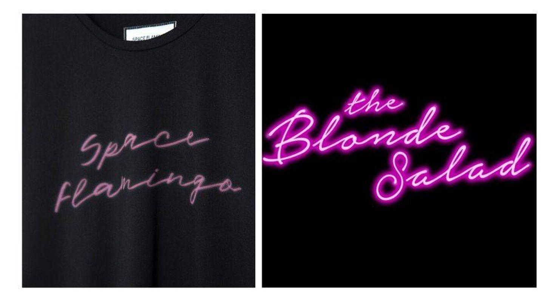 Versión negra de la camiseta básica. (Cortesía)
