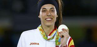 Post de Noche de medallas en el taekwondo: plata de Calvo; bronce de González