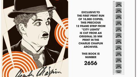 Charles Chaplin, los archivos del genio del bombín