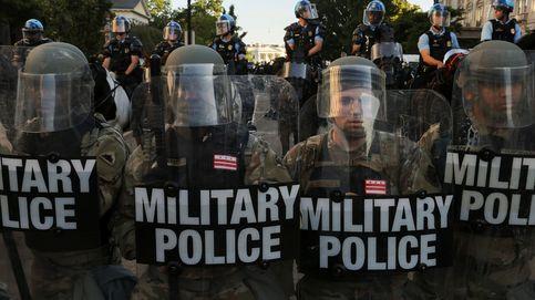 Trump amenaza con desplegar el Ejército frente a los actos de terrorismo doméstico