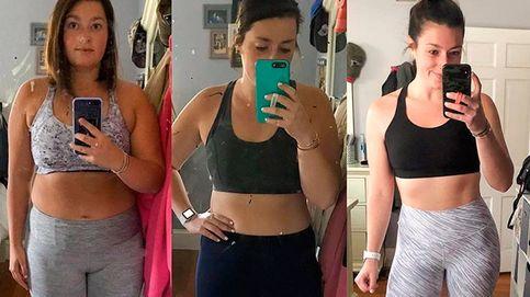 Una mujer adelgaza 27 kilos en 10 meses con dos sencillos cambios