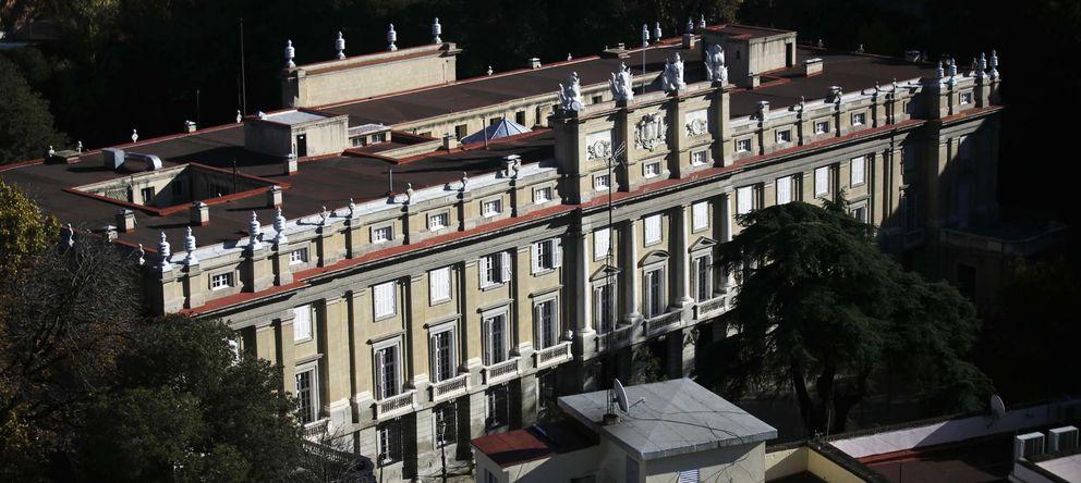 Foto: Vista del Palacio de Liria, en Madrid. (Reuters)