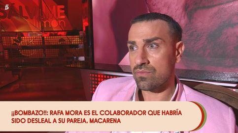 Encerrona de 'Sálvame' a Rafa Mora: destapan su deslealtad a Macarena
