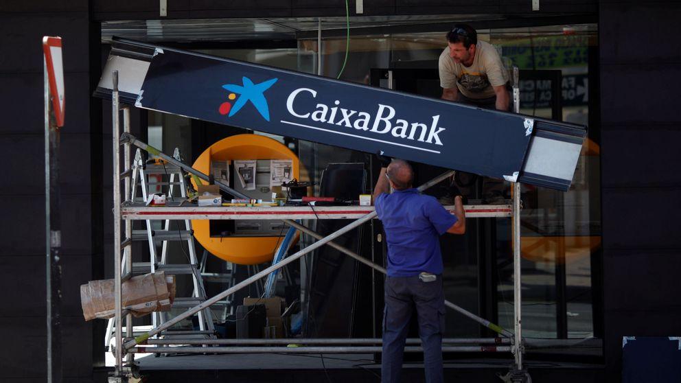 Sabadell y Caixabank, disparadas: los inversores aprovechan la caída para volver