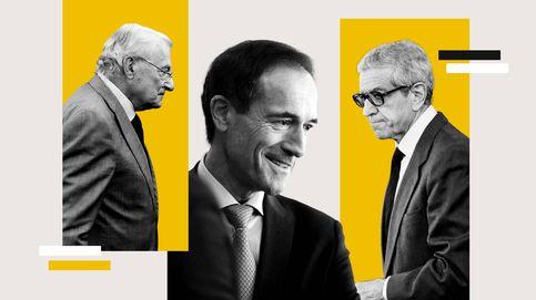 Medel (Fundación Unicaja) y Menéndez (Liberbank) se reúnen en plena fusión