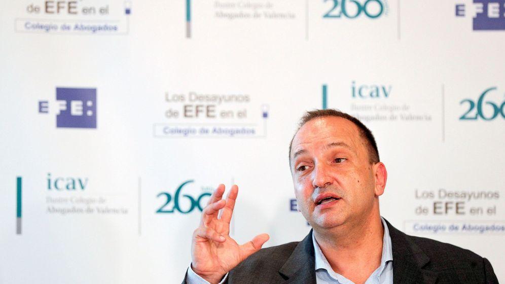 Foto: El vicepresidente de la Generalitat, Rubén Martínez Dalmau (Podemos). (EFE)