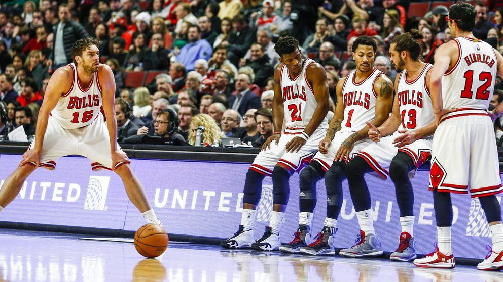 La realidad de las lesiones golpea de nuevo a los Bulls de Pau Gasol