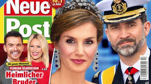 ¡Letizia espera gemelos! El último bulo de la revista 'Neue Post'