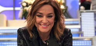 Post de Toñi Moreno y su férrea defensa del entretenimiento tras recoger el Iris