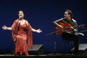 """Carmen Linares: el éxito actual del flamenco """"no se debe a ninguna moda"""""""