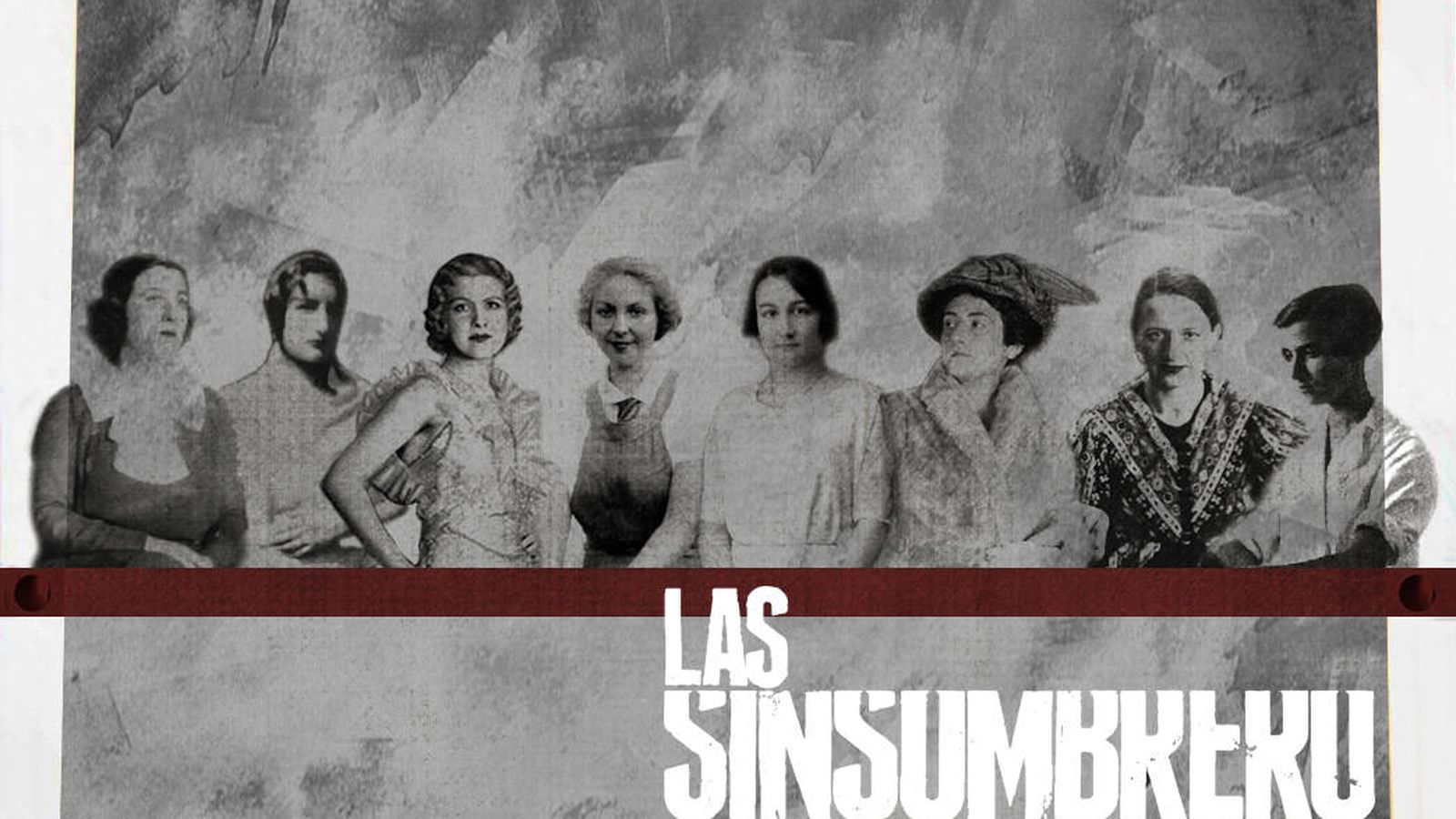 Foto: Reproducción fotográfica de las Sinsombrero. (David Navas Cañedo)