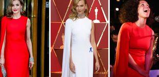 Post de ¿Quién lo lleva mejor: la Reina Letizia, Karlie Kloss o Alicia Keys?