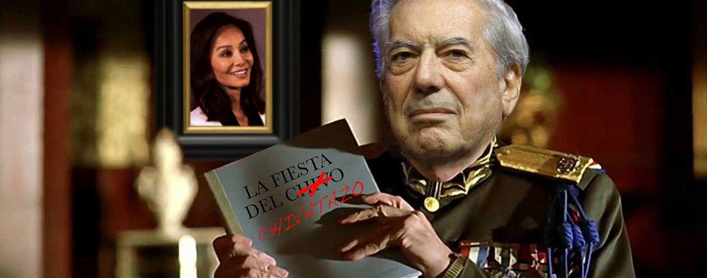 Foto: Mario Vargas Llosa e Isabel Preysler: 'La fiesta del chivatazo'