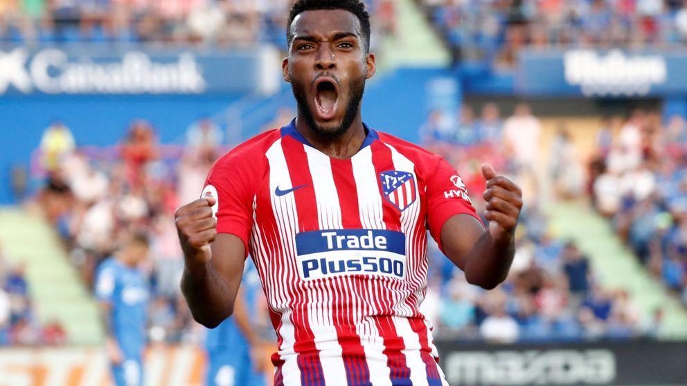 Cómo afecta Lemar en los berrinches de Diego Costa en el Atlético