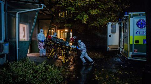 La segunda ola del virus toca techo en Europa y deja un saldo de más de 160.000 muertes