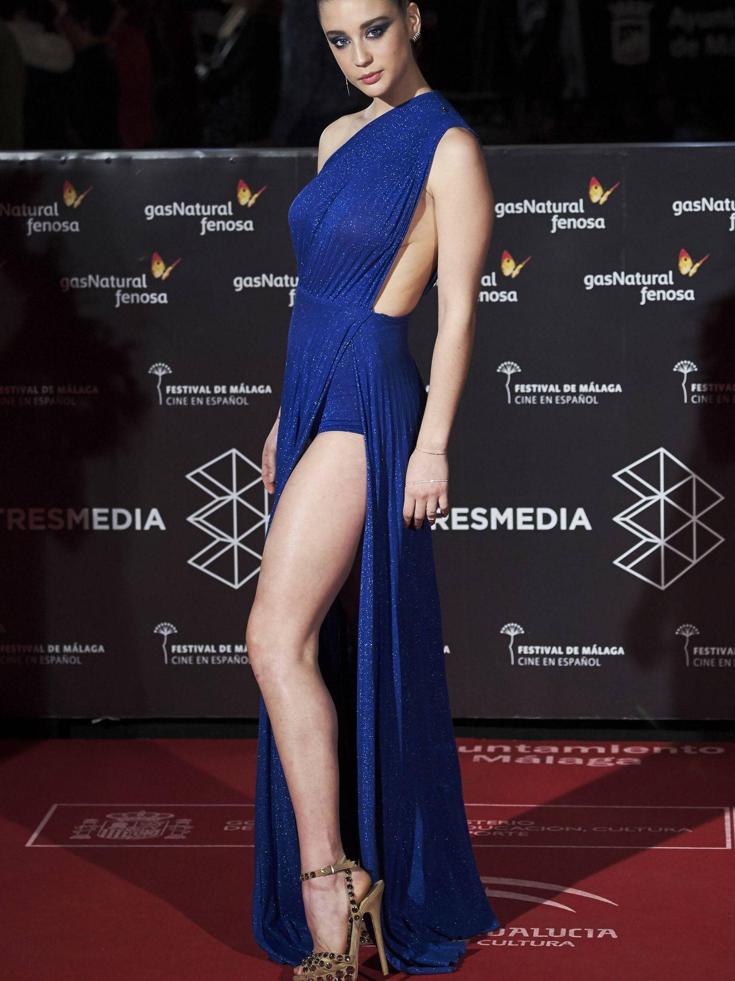 María Pedraza. (Getty)