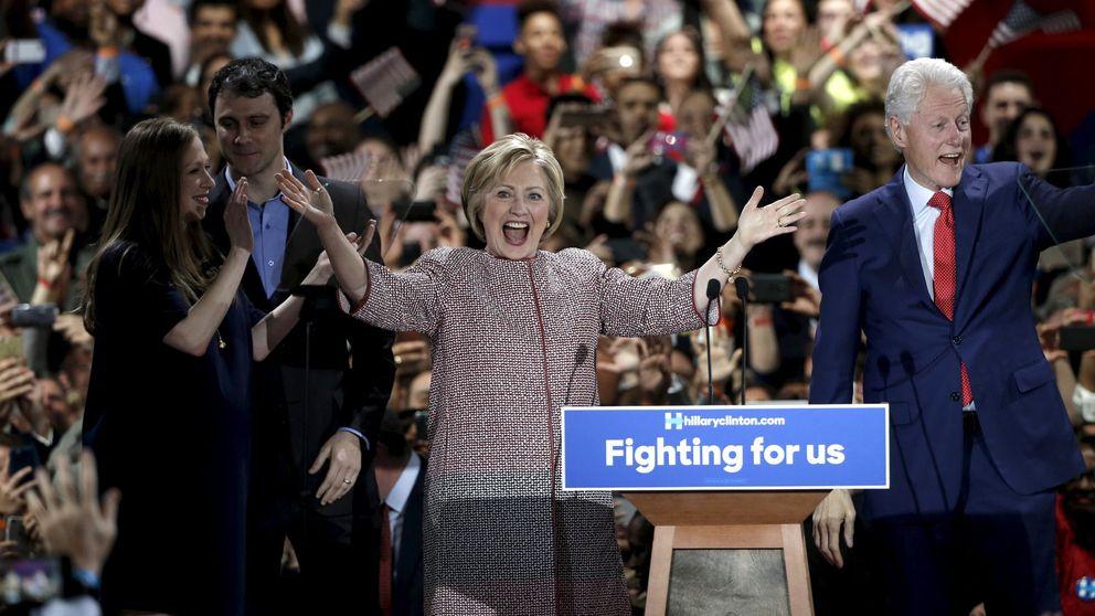 Clinton y Trump arrasan en Nueva York en unas primarias históricas