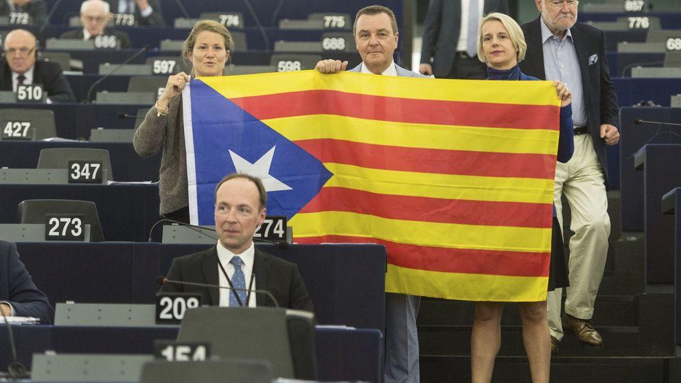 PP, PSOE y Cs defienden la sentencia en una carta a todos los eurodiputados