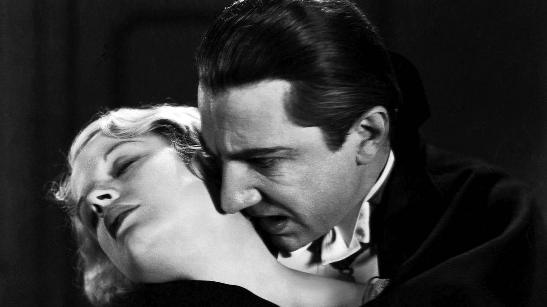 Bela Lugosi y Helen Chandler en 'Drácula' (1931). (CaixaForum)