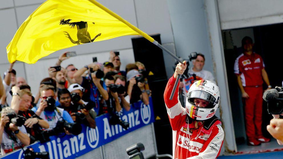 Que le quiten lo 'bailao' a Ferrari por el histórico tijeretazo a Mercedes