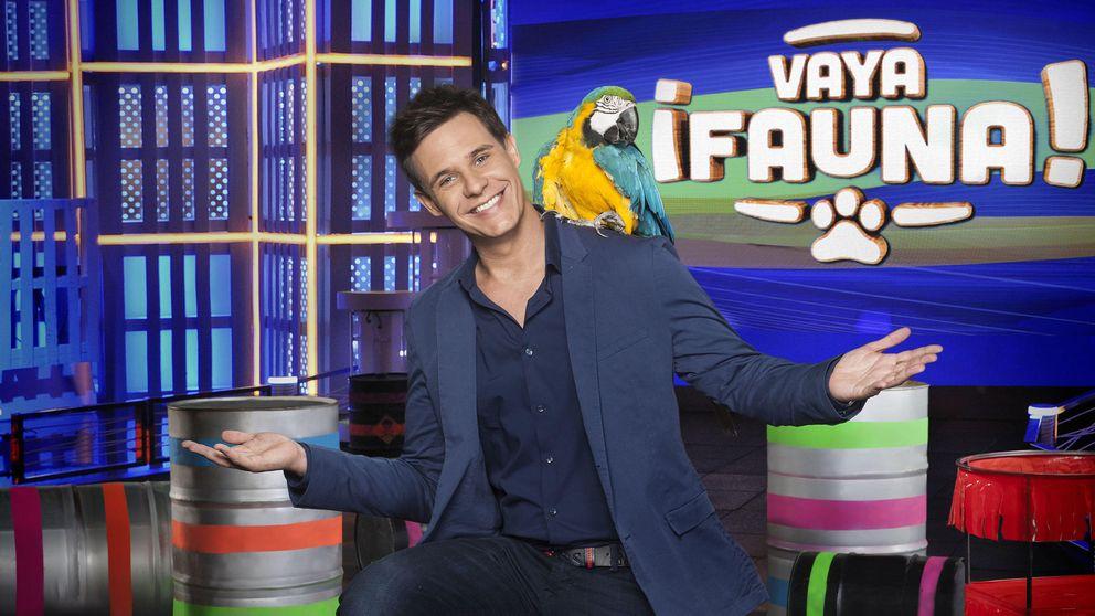 'Vaya fauna' se despide a la baja en Telecinco